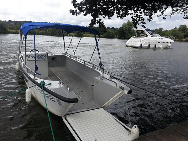 WABC Wheelyboat