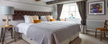 Win! The Crown Inn stay