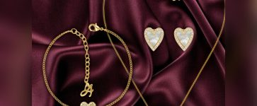 Win! Heart-themed set of jewellery