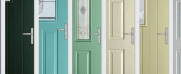 Win! A stunning Endurance composite door