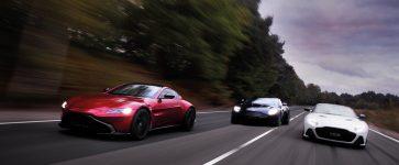 Win! An Aston Martin experience