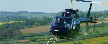 Win! A helicopter ride experience