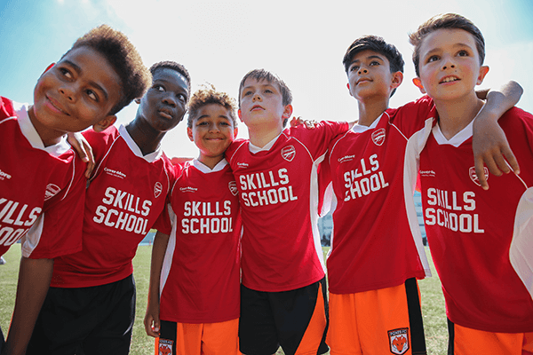 Skills School Arsenal Football Club