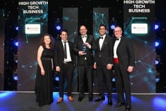 High Growth Tech Business – Sponsored by Grant Thornton CloudFactory, Reading