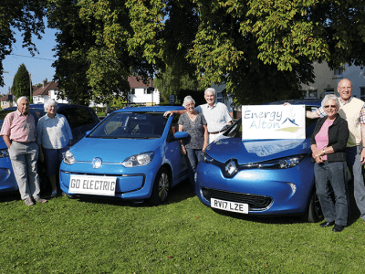 Energy Alton with Electric Cars