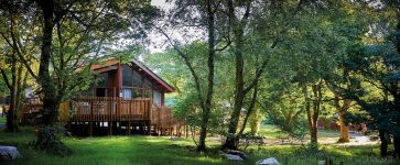 Win! A cabin stay for four