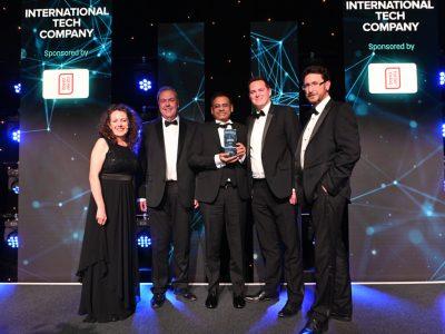 International Tech Company – Sponsored by Boyes Turner ·  Invenio Business Solutions, Wokingham