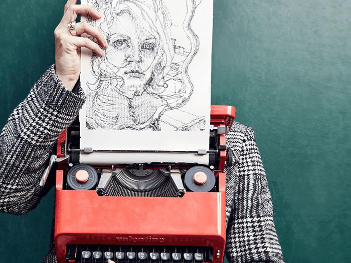 Keira Rathbone Type Artist