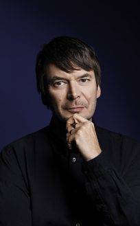 MLF2019 Author Ian Rankin (c) Hamish Brown