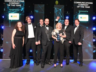Communications Company of the Year – Sponsored by LDC ·  Onecom