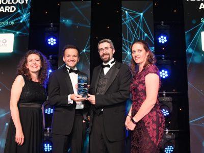 Science & Technology Award – Sponsored by Blake Morgan ·  Oxford nanoSystems, Abingdon