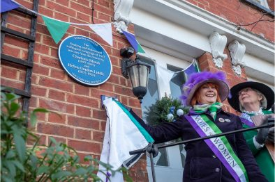 People_Power - In the footsteps of the Suffragettes (credit: Dorking Museum)
