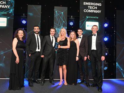 Emerging Tech Company – Sponsored by Barclays ·  QBox (Volume), Wokingham