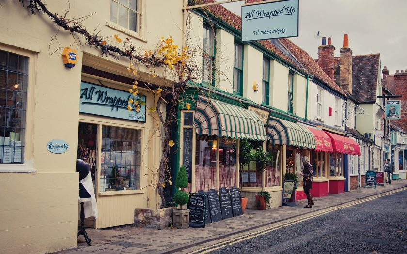 images of Thame