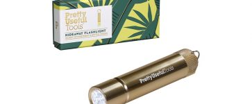 Win! A Hideaway Flashlight