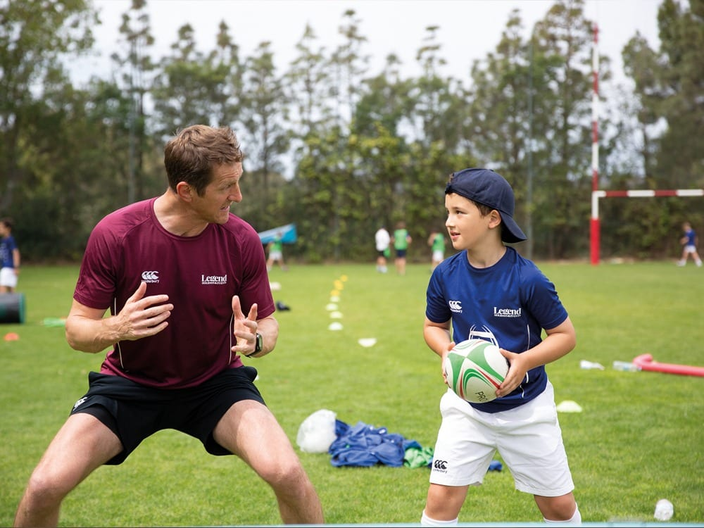 Will Greenwood Rugby