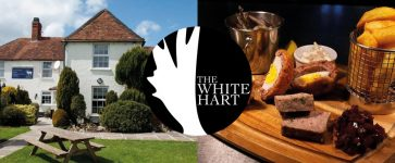 Win! White Hart dinner & stay