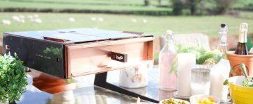 Win! ZIGZAG outdoor oven
