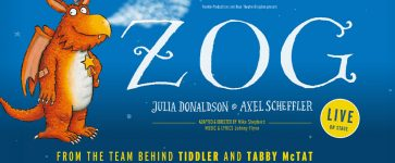 Win! Zog Live prize bundle