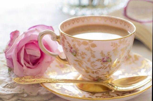 milk before tea